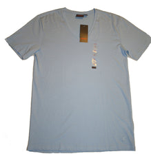 Esprit Men's T-Shirt-Light Blue & (1) Light gray-L
