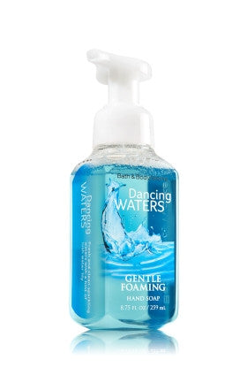 Bath and Body Works Gentle Foaming Hand Soap  Dancing Waters