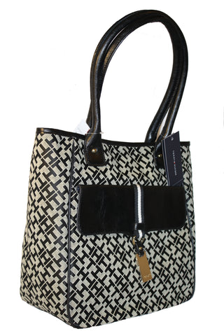 Tommy Hilfiger Tote Signature Black