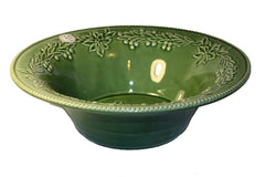Cerutil Christmas Tree Bowl- Made in Portugal