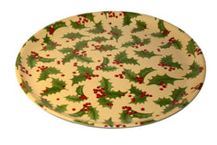Christmas Holly Jolly Serving Tray