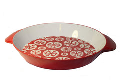 CHRISTMAS SERVING TRAY (LARGE)