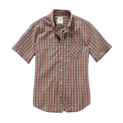 Fossil Scott Short Sleeve Classic Shirt