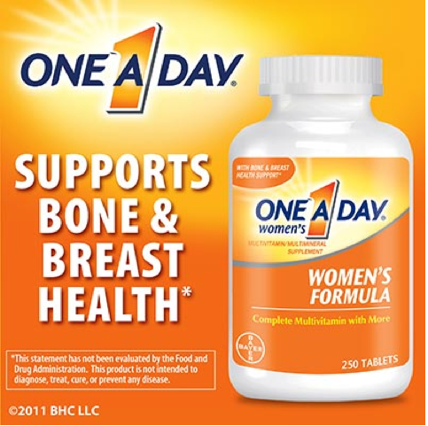 One A Day® Women's Multivitamin Multimineral
