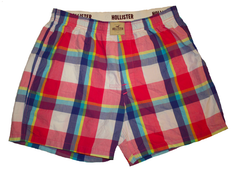 Hollister Boxer Shorts - Plaid
