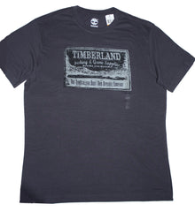 TIMBERLAND Men's Short Sleeve Explore the Outdoors T-Shirt