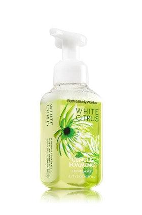 Bath and Body Works Gentle Foaming Hand Soap  White Citrus