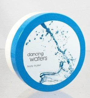 Bath & Body Works Signature Collection Dancing Water Body Butter, 7 oz. (200 g)