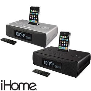 iHome IP87 iPod/iPhone Clock Radio