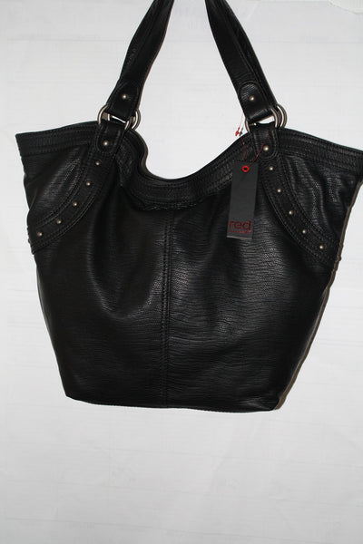 Slouchy Tote Hangbag by Marc Ecko Red