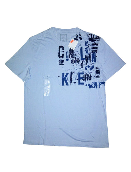 Calvin Klein Acid Dipped Logo Graphic T-shirt
