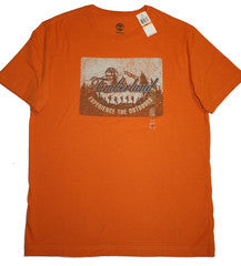 Timberland, Men's Short Sleeve Explore the Outdoors T Shirt (S)