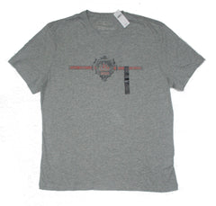 Banana Republic Graphic Tee Gray (L)