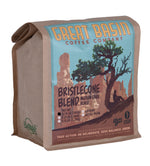 Great Basin Coffee Company, Bristlecone Blend, Small Batch, Fresh Roasted Coffee, picture displaying bag