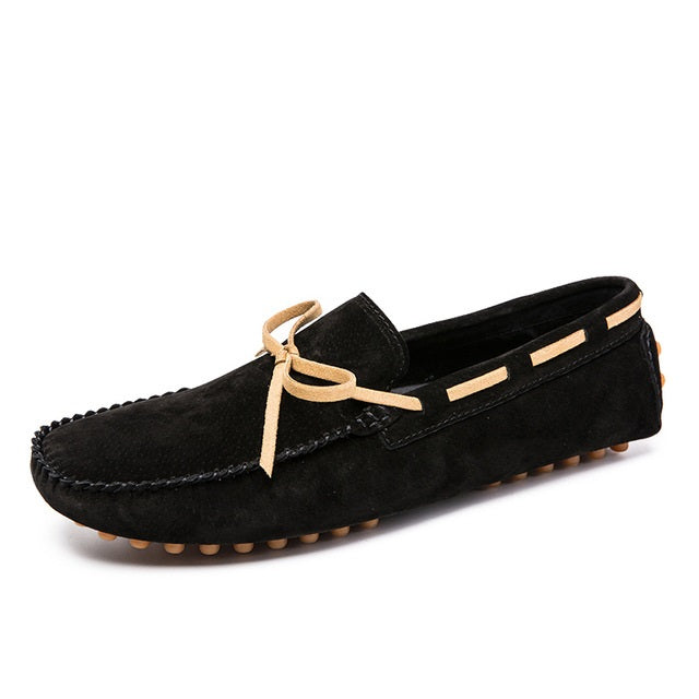 High Quality Soft Mens Loafers Mocassins