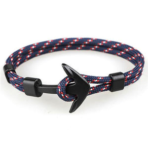 New Summer 2019 Fashion Anchor Bracelets for Men