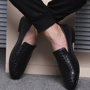 New Arrival Men's Driving Loafers Causal Flat Shoes