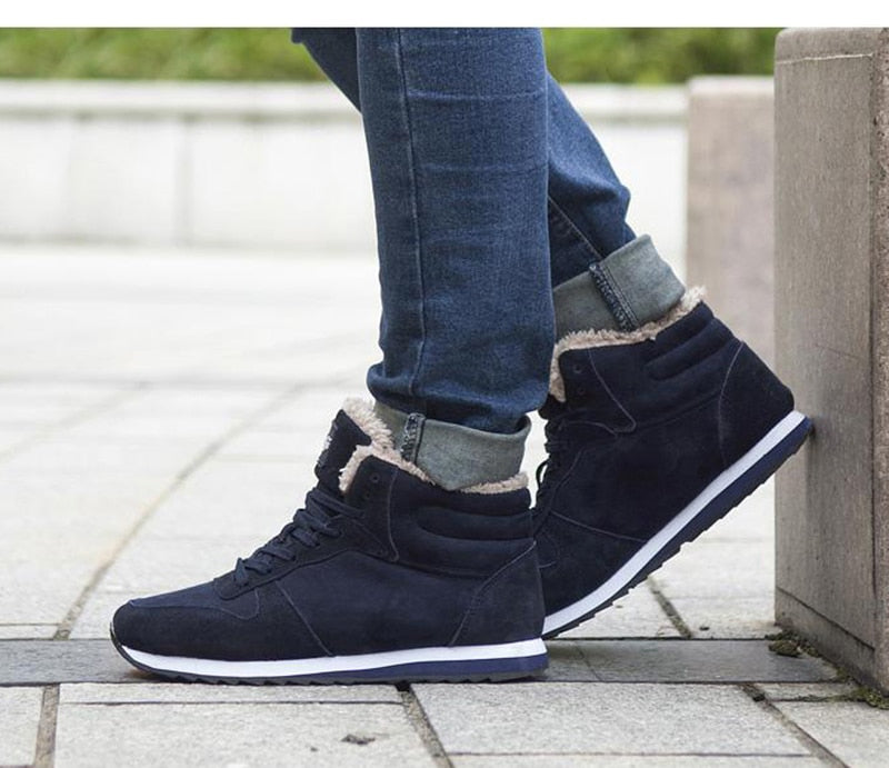 Winter 2020 Amazing Men's Warm Shoes