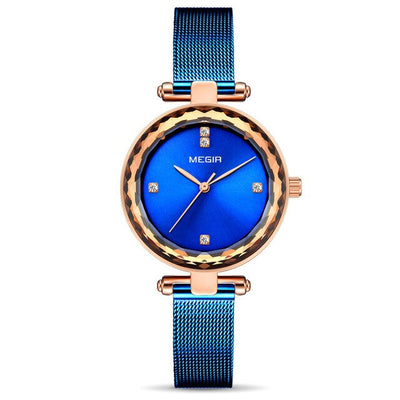 WWA - New Slim Band Fashion Ladies Watch - M8852