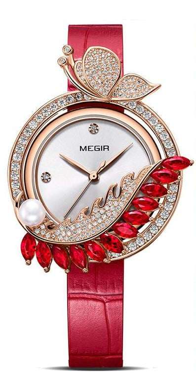 WWA - Luxury Design Ladies Watch - D7912