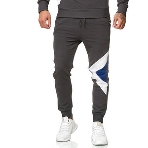 MCCA - Men's Elegant Cotton Fitness Workout Trousers