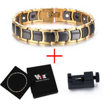Genuine Stainless Steel Bracelet for Men
