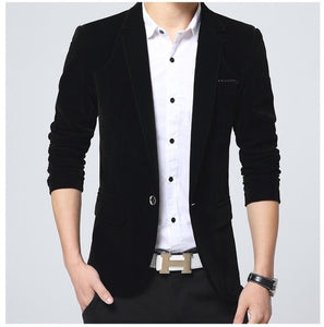 New Arrival Men's Elegant Slim Fit Blazer