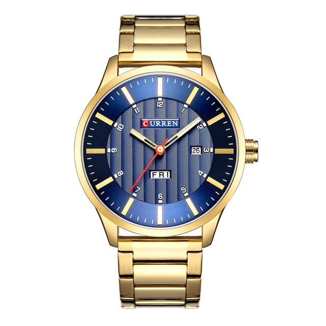 Top Luxury Stainless Steel Business Watch - Ref SBW0658