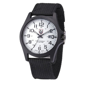 Beautiful Army Band Casual Watch - Ref SW0564