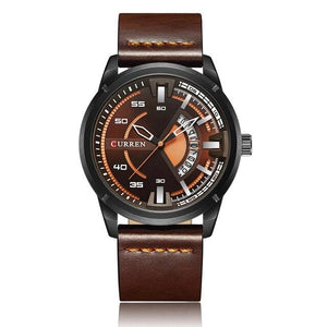 Luxury Leatherwrist Casual Watch - Ref LCW1452