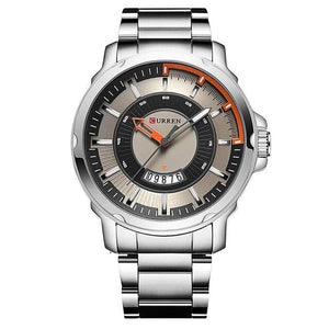 Beautiful Stainless Steel Casual Watch - SCW1457