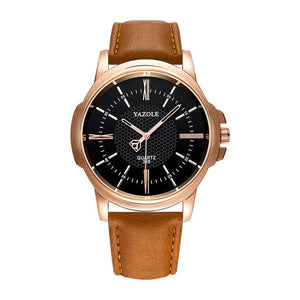Luxury Leatherwrist Business Watch - Ref LBW0108