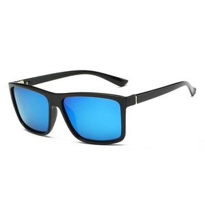 Men's Polarized Square Sunglasses - RBUV400