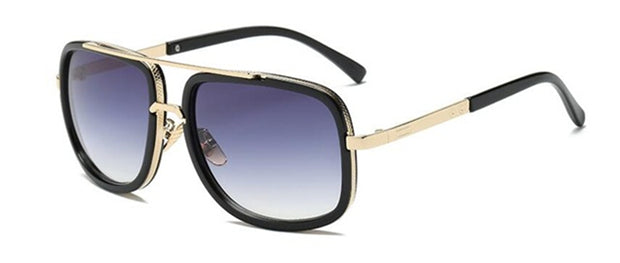 New Summer 2019 Fashion Big Frame Men's Sunglasses