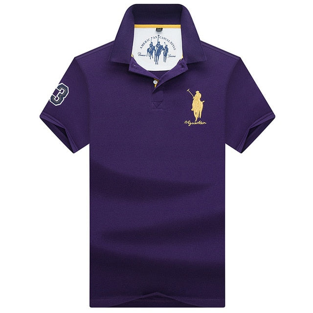Summer 2019 Elegant New Casual Polos Collection