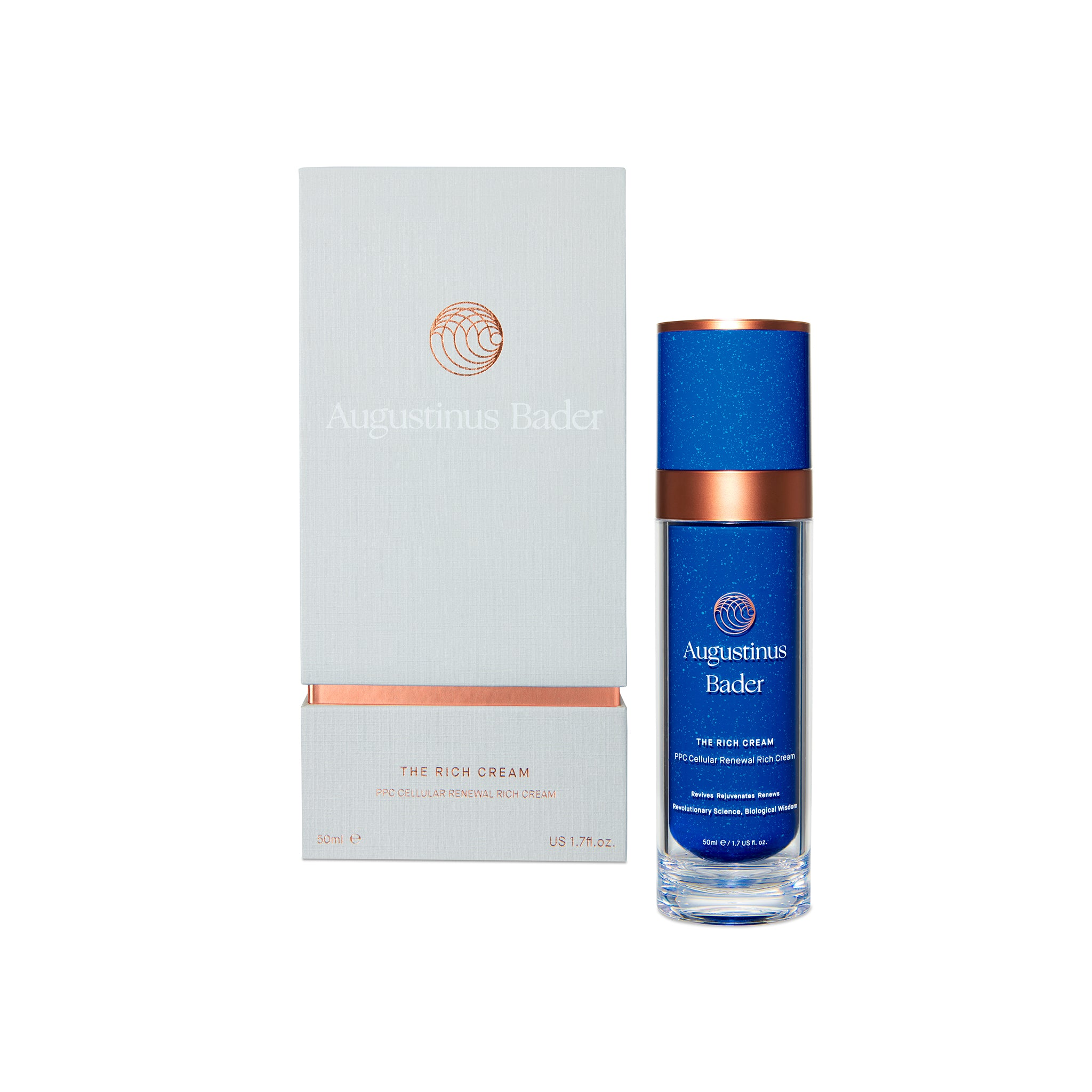 mathilde-gohler - Pre Sale - The Rich Cream - 50 ml - Augustinus Bader - Augustinus Bader