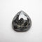 2.08ct 8.94x8.57x3.18mm Pear Rosecut 18457-07