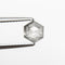 0.78ct 6.54x5.73x2.54mm Hexagon Rosecut 18505-02