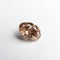 1.13ct 7.50x5.15x3.68mm Argyle GIA VS2 Fancy Brown Orange Oval Brilliant 18558-01