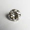 1.65ct 7.49x7.46x4.72mm Champagne Salt and Pepper Round Brilliant 18673-02