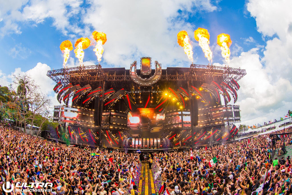 Ultra Music Festival Teams up With SiriusXm to Broadcast Live DJ Sets