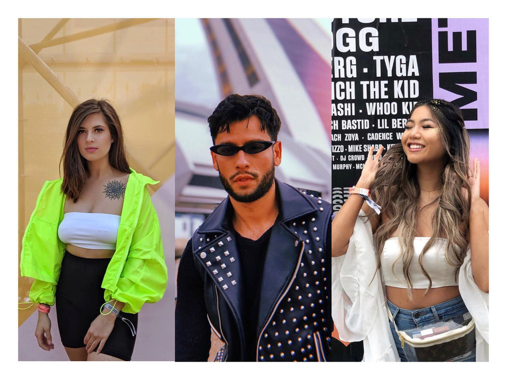 15 Unique Festival Looks Found At Metro Metro Festival