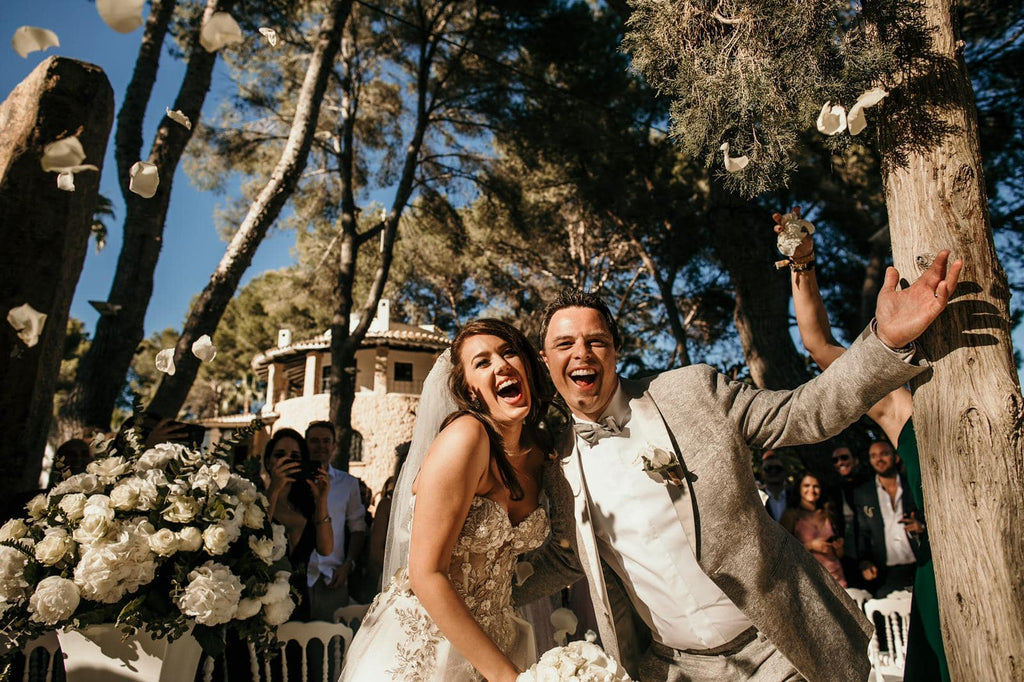 Markus Schulz Got Hitched & the Photos Are Stunning!