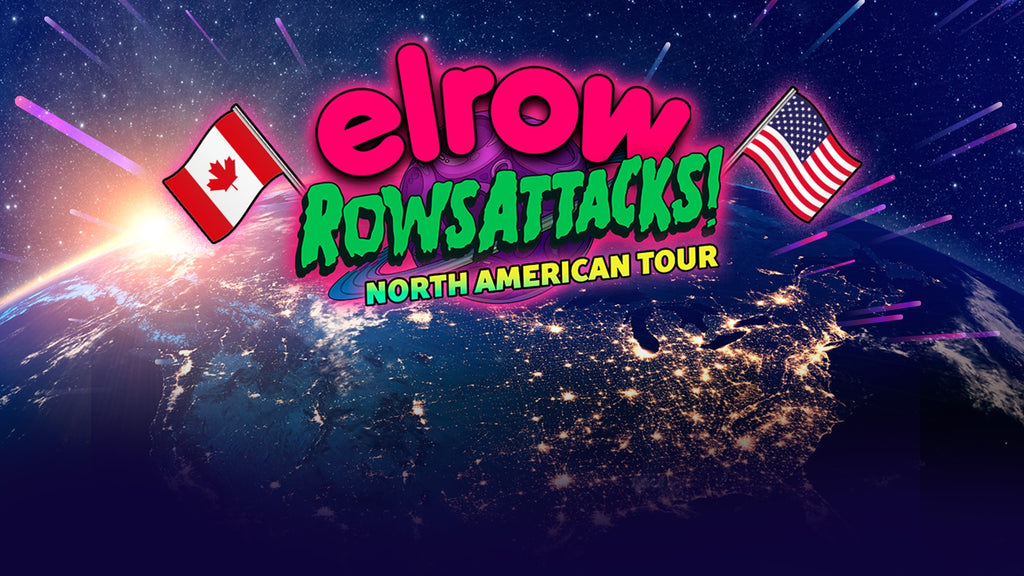 elrow Announces First-Ever North American Tour Including a Stop in Montreal