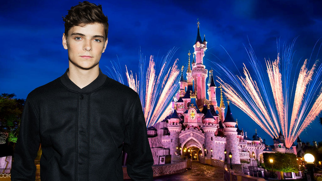 Martin Garrix Announced to Headline Electroland at Disneyland Paris