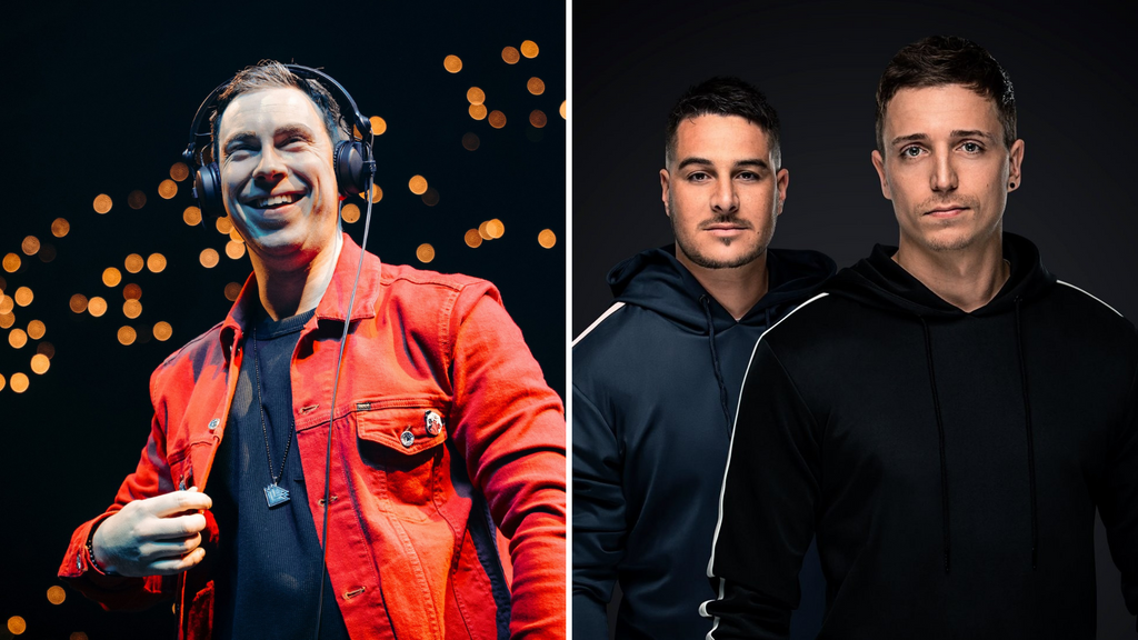Hardwell Halts Hiatus by Teaming up With Blasterjaxx Under New 'Jaxxwell' Project