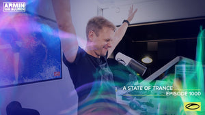 Armin Van Buuren Reveals a Brand-New Anthem and Festival Dates During ASOT 1000