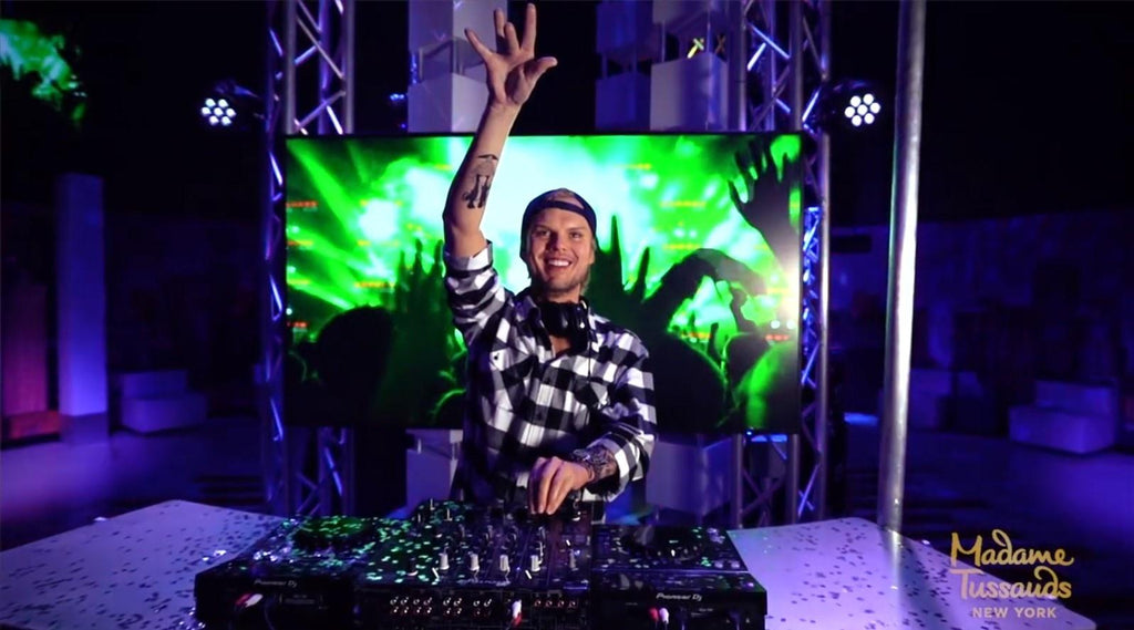 Madame Tussauds New York Unveils Wax Figure in Honor of Avicii