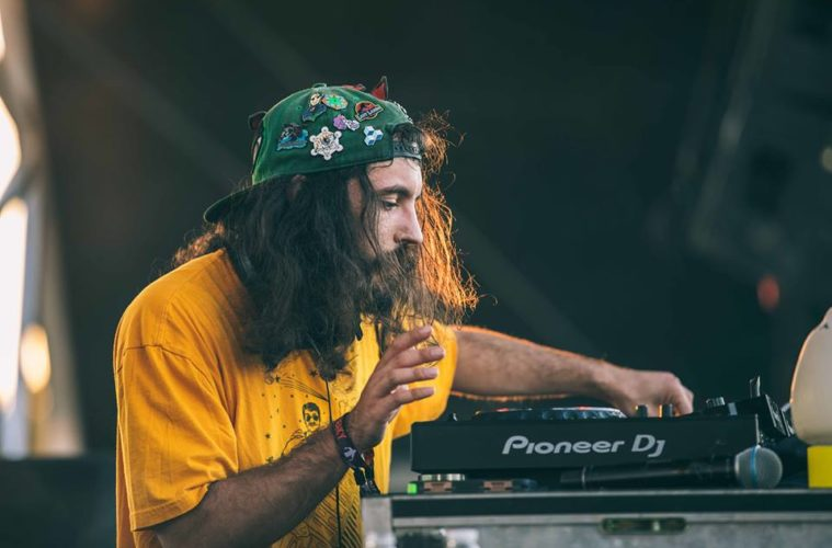 SQUNTO Confirms He's Retiring From DJing Full-Time Due to Mental Health Struggles