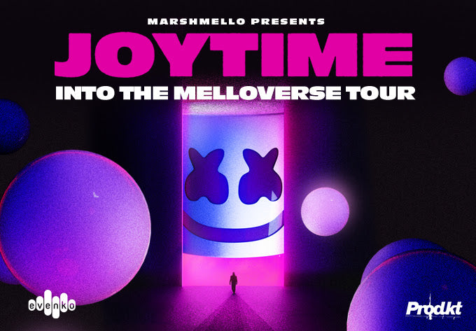 Marshmello's 'Into the Melloverse' Tour Is Coming to Laval's Place Bell This Fall